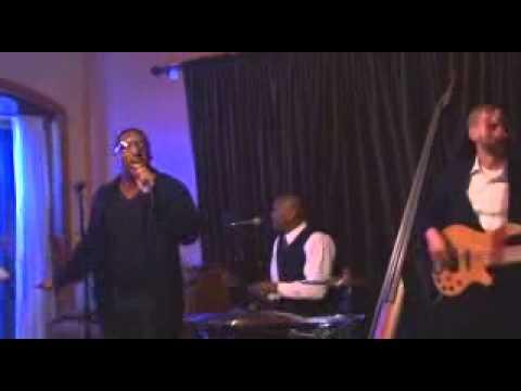 Chris Patton Trio Live  Be Thankful