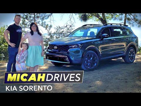 2021 Kia Sorento   Family SUV Review