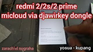 REDMI NOTE 3 MTK HANNESSY MICLOUD + UNBRICK + REPAIR IMEI DONE 100