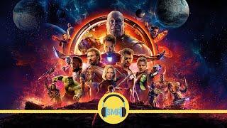 """Музыка из фильма """"Мстители: Война бесконечности"""" 2018"""