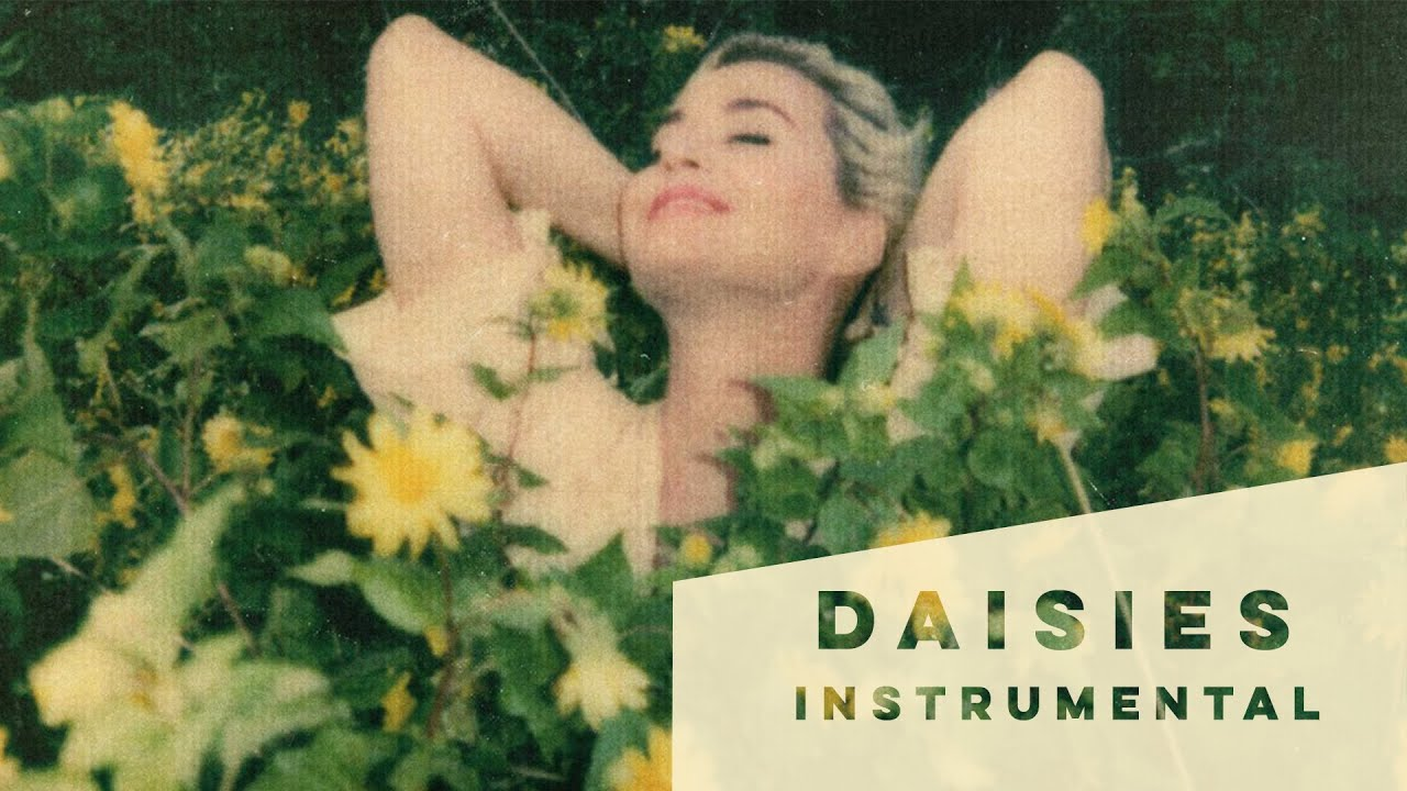 Katy Perry - Daisies (Official Instrumental)