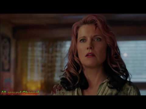 Lucy Lawless Kicks Ass in Ash vs Evil Dead