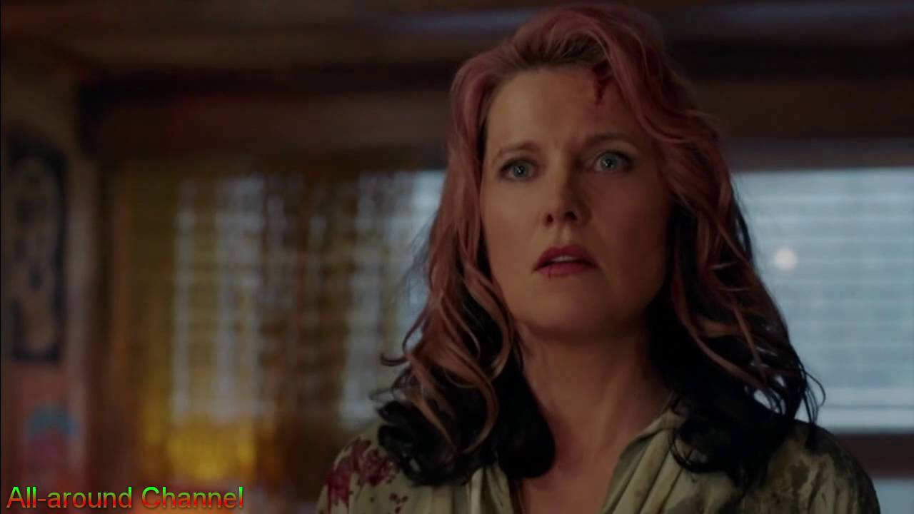 Lucy Lawless Kicks Ass In Ash Vs Evil Dead - Youtube-5718