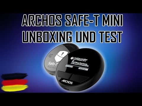 Archos Safe-T mini - Das günstige Hardware-Wallet im Test (Unboxing + Review)