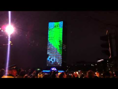 Nokia Lumia Live with Deadmau5 at Millbank Tower