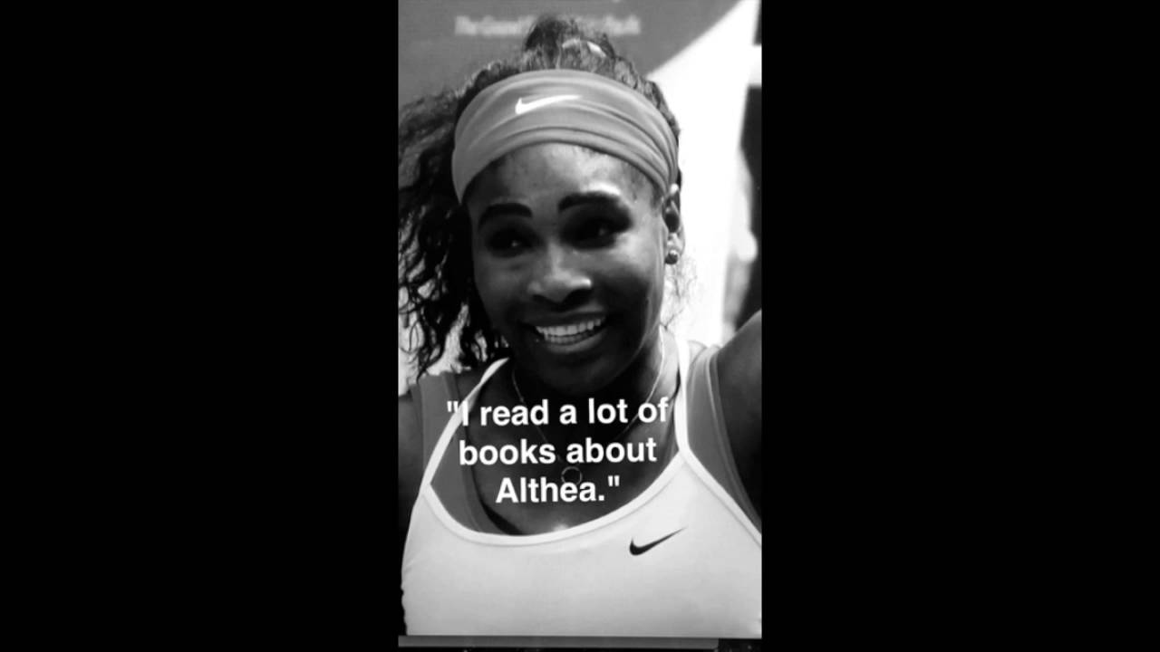 Althea Gibson Snapchat Story