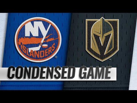 12/20/18 Condensed Game: Islanders @ Golden Knights