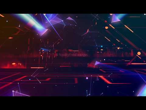 Technology background video | Si-Fi HUD Technology background Video | Royalty Free Footages | #SciFi