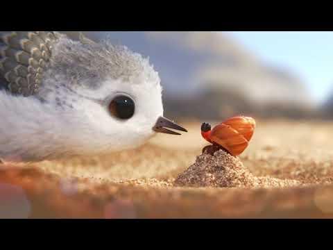 Мультфильм студии pixar