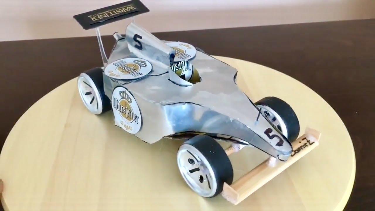Formel 1 Auto Selber Bauen Diy