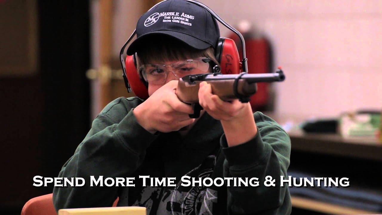 Marbles Gun Sights - Fiber Optic Sights, Catch  22, Gun Sights