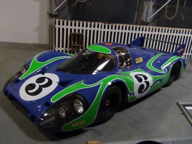 1970 Porsche 917LH Simeone Automotive Museum