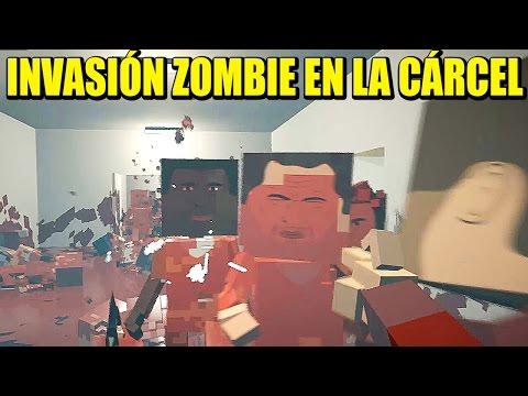 ASALTO ZOMBIE EN LA CÁRCEL - PAINT THE TOWN RED (COOP)
