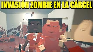ASALTO ZOMBIE EN LA CÁRCEL - PAINT THE TOWN RED (COOP)
