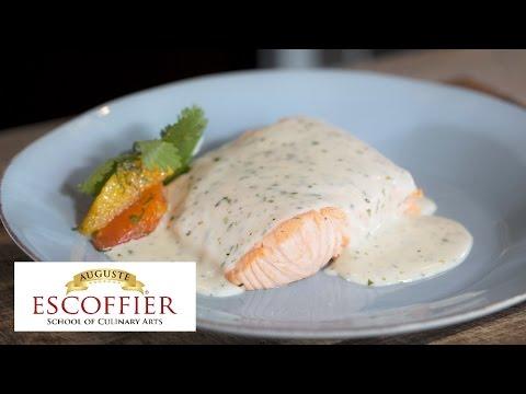 Chef Tutorial: Poaching Salmon