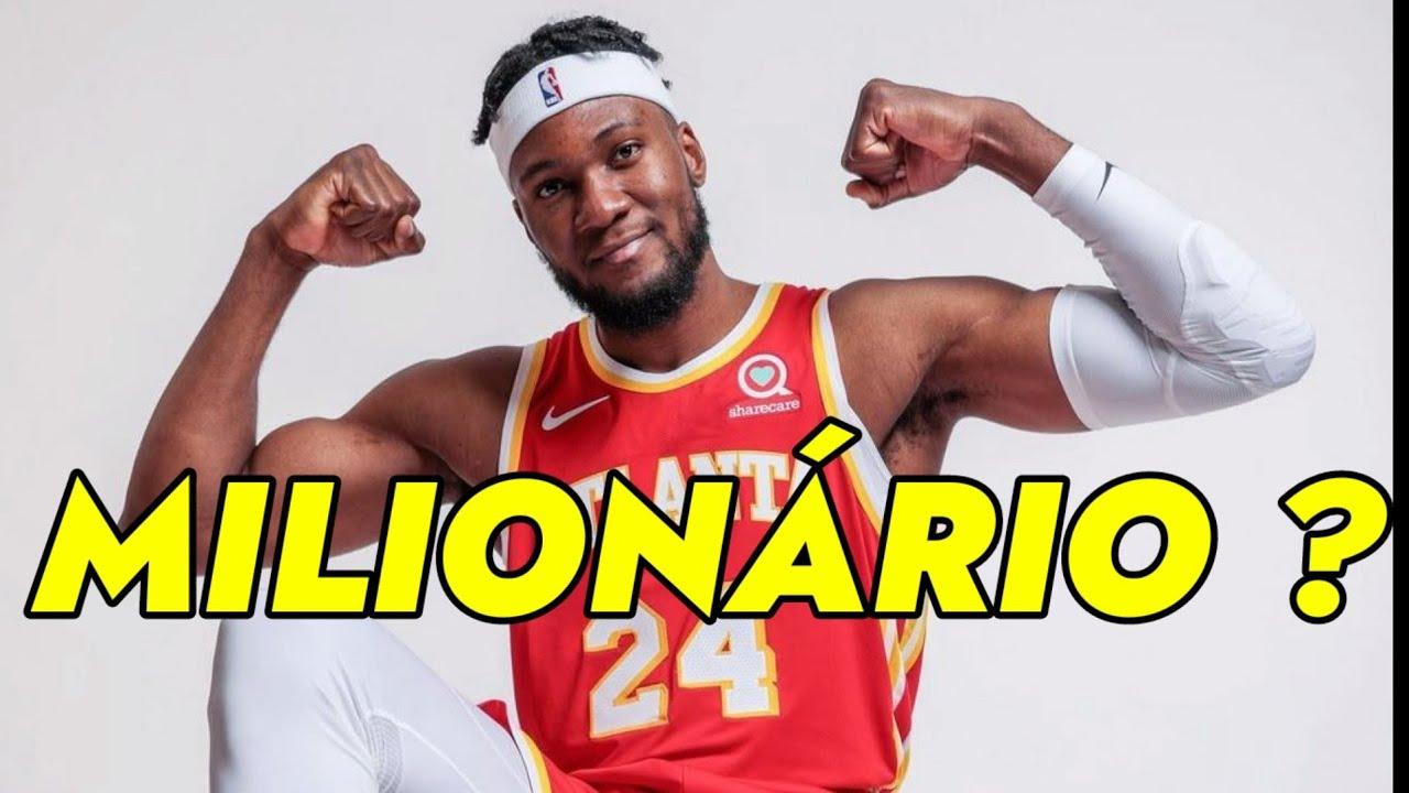 Quanto ganha o angolano Bruno Fernando na NBA ?