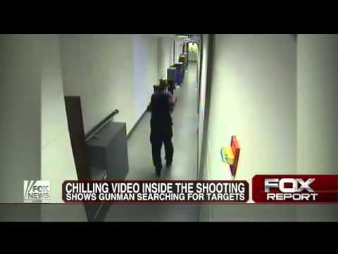 Washington Navy Yard Shooting Caught on Camera Full Released Footage
