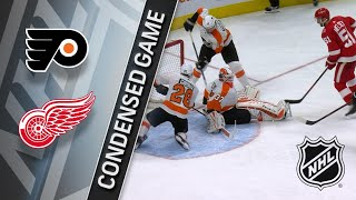 01/23/18 Condensed Game: Flyers @ Red Wings thumbnail