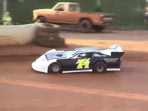 411 Motor Speedway | HEAT RACES | July 18, 2009