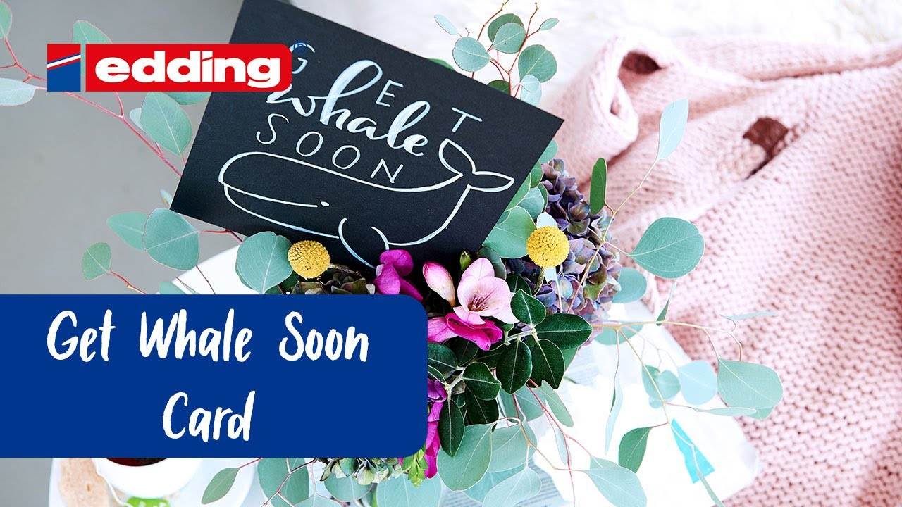Handmade Get Well Soon Card Creative Ideas Youtube