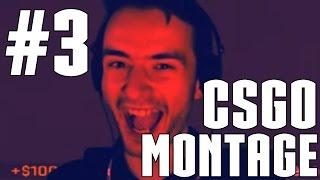 DreamWolf CS:GO Montage #3