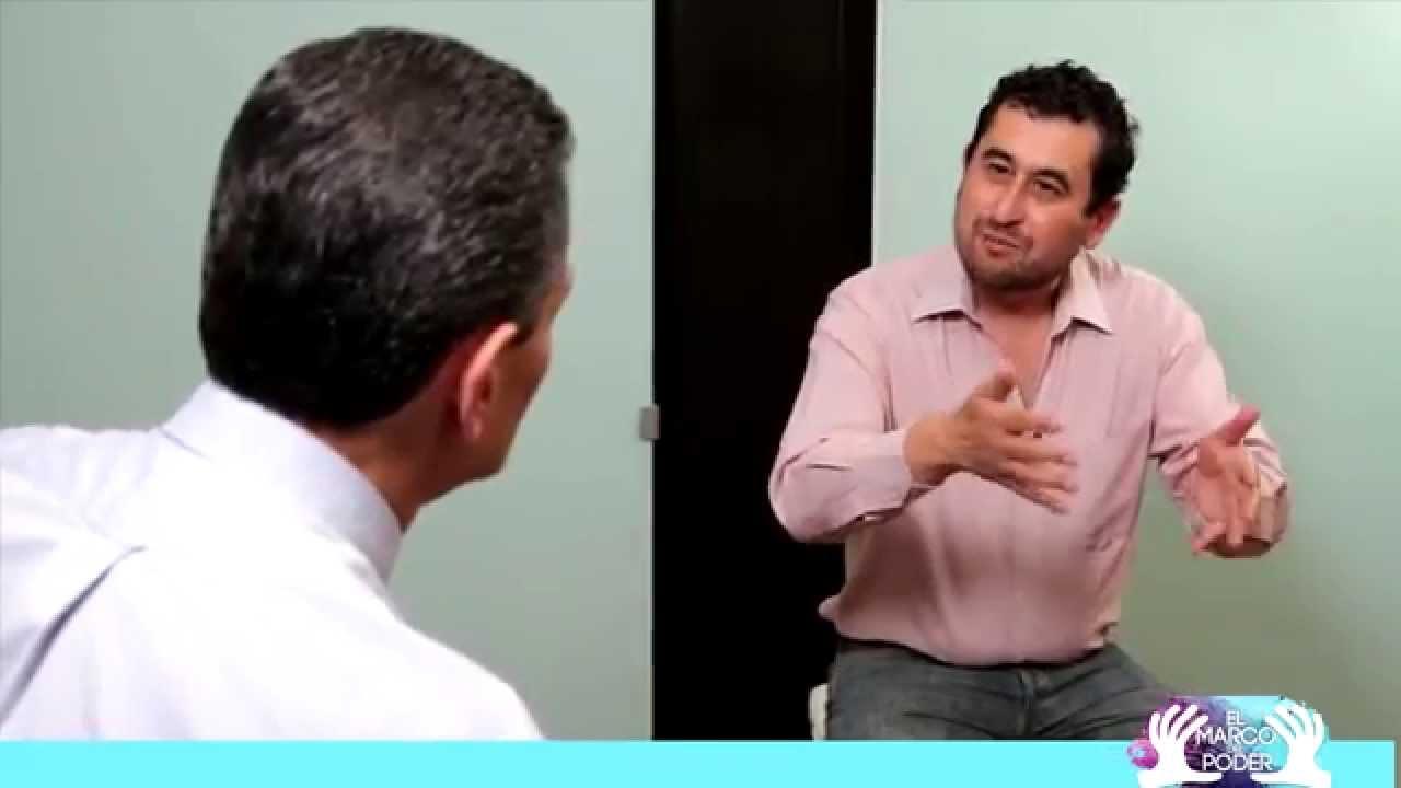 Marco V Herrera El Marco del Poder 10 Cesar Cravioto Morena - YouTube