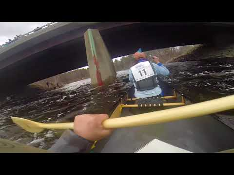 2018 Kenduskeag Stream Canoe Race
