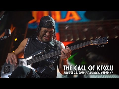 Metallica: The Call Of Ktulu (Munich, Germany - August 23, 2019)