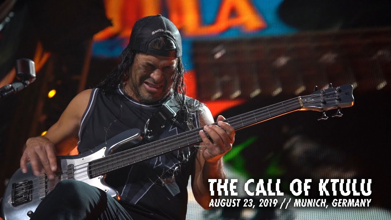 Metallica: The Call of Ktulu (Munich, Germany — August 23, 2019)