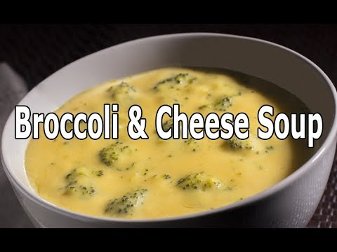Keto Recipe (Low Carb): Broccoli & Cheese Soup