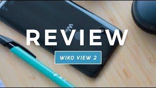 Wiko View 2 Review (Dutch)