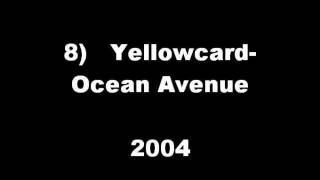 Top 10 Alternative/Rock Songs of the 2000's