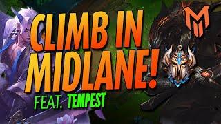 The BEST Ways t๐ climb as a Midlaner (feat. @WayOfTheTempest )