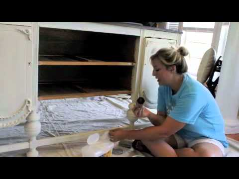 Youtube Chalk Paint Waxing