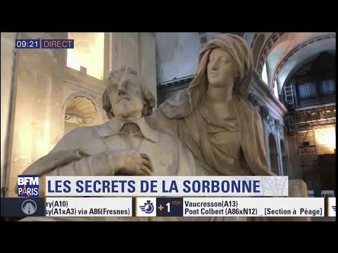 Les Secrets De La Sorbonne