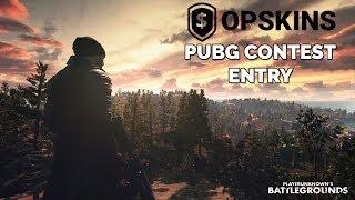 OPSkins PUBG Contest