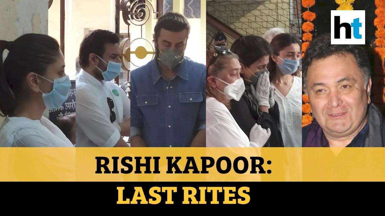 Bollywood Berduka Aktor Veteran Rishi Kapoor Dan Irfan Khan Meninggal Dunia Mataram Radio City