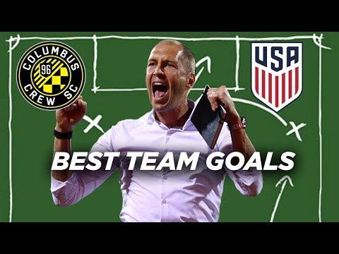 Best Crew SC Goals Under Gregg Berhalter