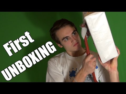 First UNBOXING