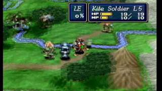 Let's Play Shining Force 3 - Battle 7
