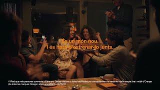 Rocher Voice Over - spot TV - Orange Mundo nuevo - cat
