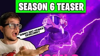 Fortnite SEASON 6 Teaser, FIRST Battlepass Skin and DJ Theme | Fortnite Season 6 German German