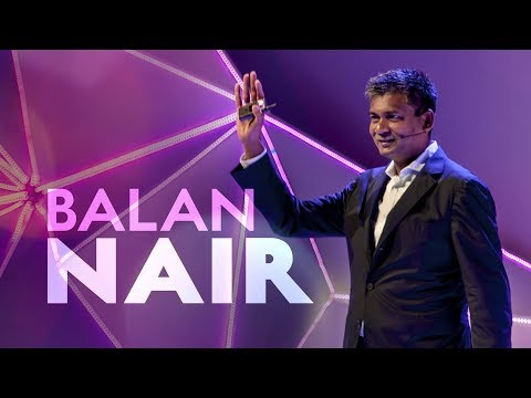 Balan Nair  2018 Cable Hall of Fame