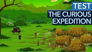 The Curious Expedition - Test-Video zum faszinierenden Expeditionsspiel