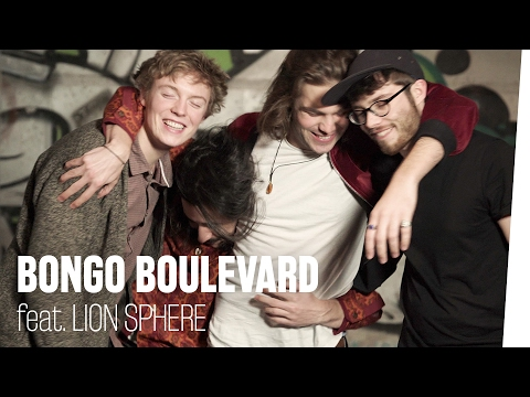 LION SPHERE live im #BongoBoulevard