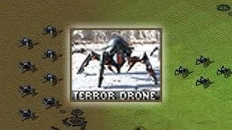 Red Alert 2: Yuri's Revenge - Testing Terror Drones