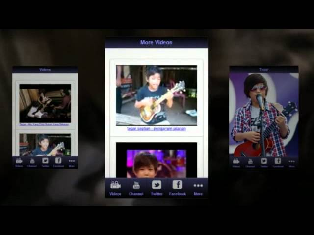Tegar Fan Pro Android App Travel Video