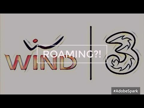 Wind & Tre | ROAMING GRATUITO IN UE?! - Cosa cambierà?!