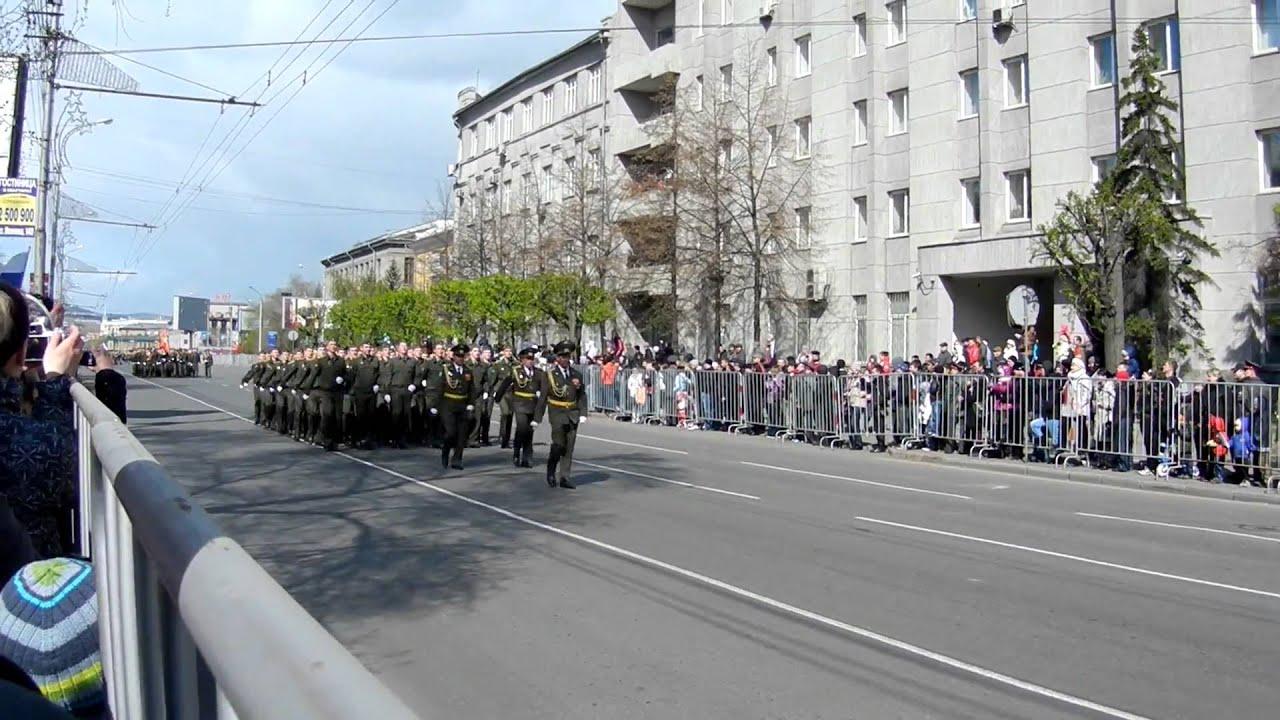 парад мая во в будет 9 красноярске сколько