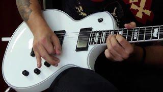 ESP Eclipse E-II Snow White